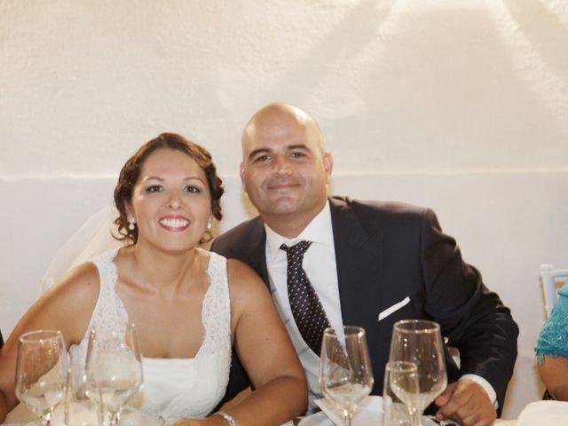 La boda de Francisco y Rocio en Carmona, Sevilla 26