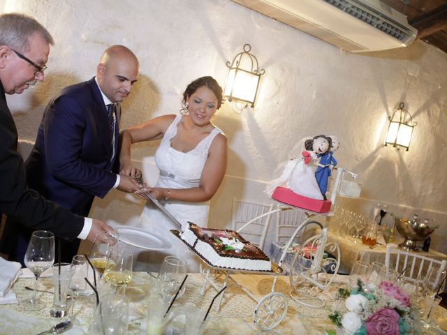 La boda de Francisco y Rocio en Carmona, Sevilla 28