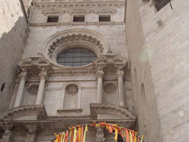 La boda de Cristina  y Juanmi en Girona, Girona 3