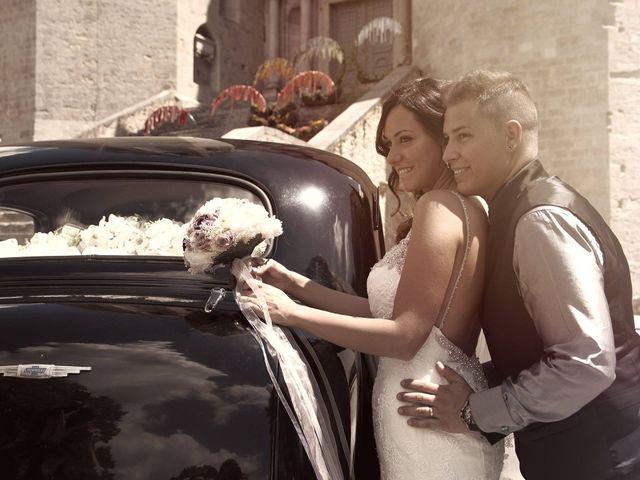 La boda de Cristina  y Juanmi en Girona, Girona 4