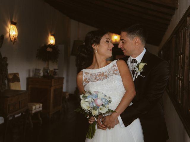 La boda de Saúl y Tania en San Cristóbal de La Laguna, Santa Cruz de Tenerife 3