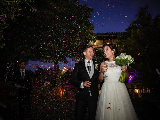 La boda de Saúl y Tania en San Cristóbal de La Laguna, Santa Cruz de Tenerife 8