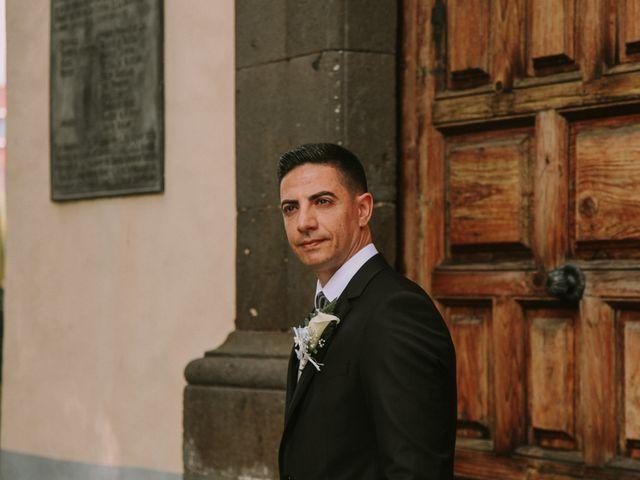La boda de Saúl y Tania en San Cristóbal de La Laguna, Santa Cruz de Tenerife 18