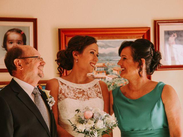 La boda de Saúl y Tania en San Cristóbal de La Laguna, Santa Cruz de Tenerife 34