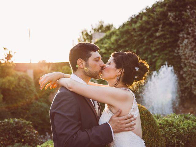 La boda de Sandra y Tomás