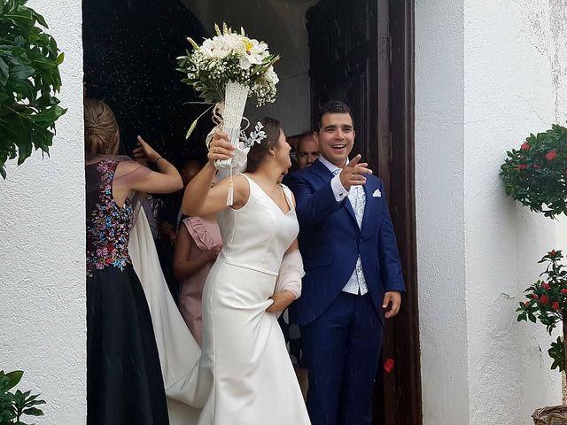 La boda de Vicky y Juanjo  y Vicky & Juanjo en Valverde De Burguillos, Badajoz 1