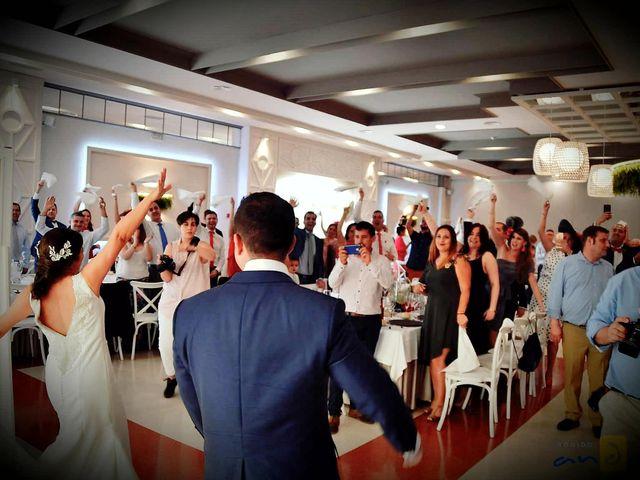 La boda de Vicky y Juanjo  y Vicky & Juanjo en Valverde De Burguillos, Badajoz 2