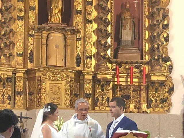 La boda de Vicky y Juanjo  y Vicky & Juanjo en Valverde De Burguillos, Badajoz 4