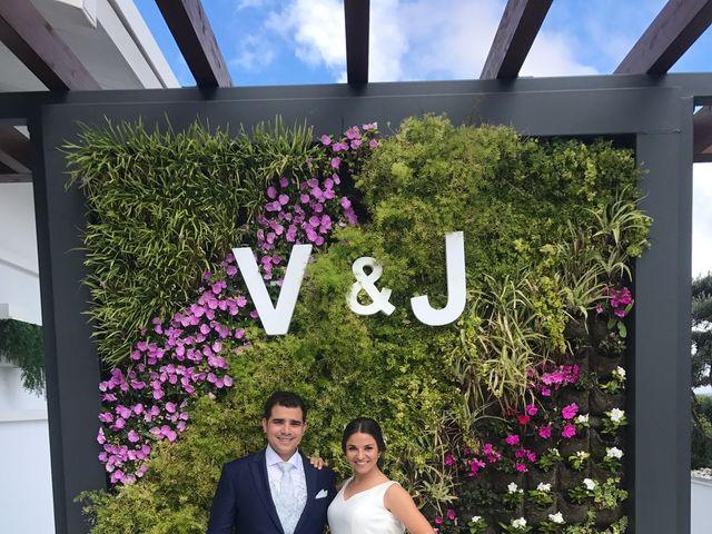 La boda de Vicky y Juanjo  y Vicky & Juanjo en Valverde De Burguillos, Badajoz 6