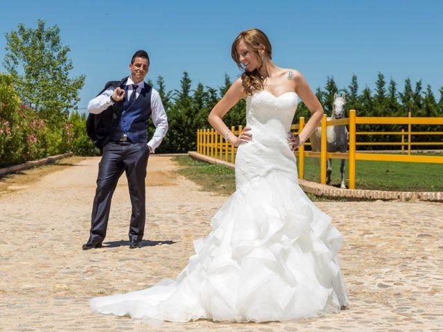 La boda de Alicia y Daniel