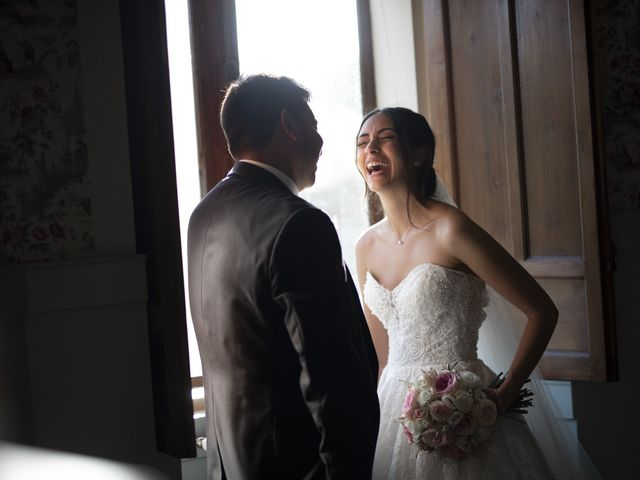 La boda de Steven y Victoria en A Coruña, A Coruña 1