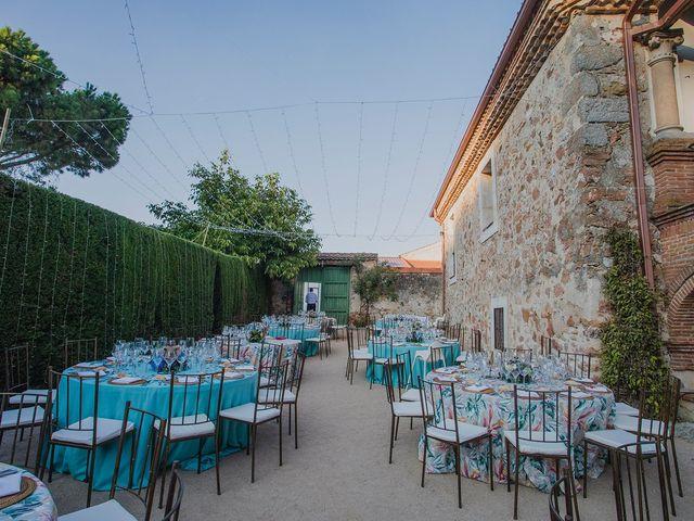La boda de Javier y Maria en Hoyuelos, Segovia 1