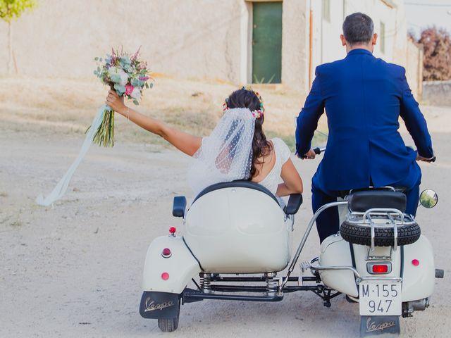 La boda de Javier y Maria en Hoyuelos, Segovia 7