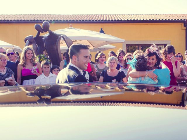 La boda de Nelson y Ana en Pedrola, Zaragoza 17