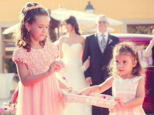 La boda de Nelson y Ana en Pedrola, Zaragoza 20