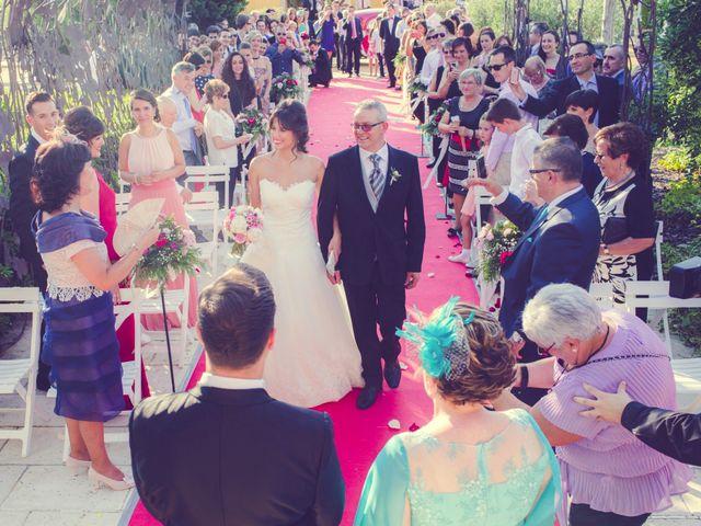 La boda de Nelson y Ana en Pedrola, Zaragoza 21