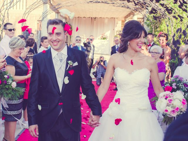 La boda de Nelson y Ana en Pedrola, Zaragoza 34