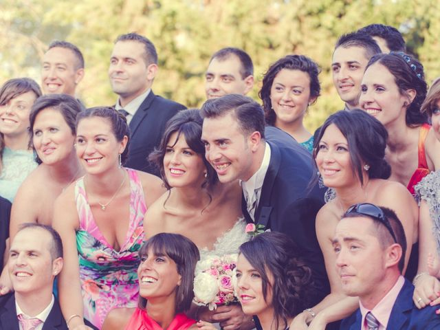 La boda de Nelson y Ana en Pedrola, Zaragoza 36
