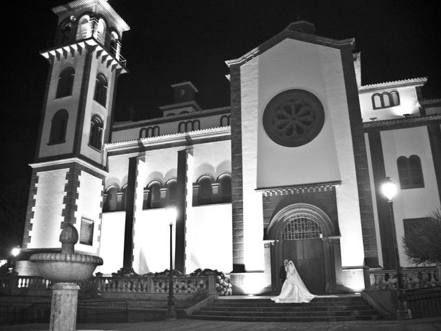 La boda de Alexander y Laura en Las Palmas De Gran Canaria, Las Palmas 12