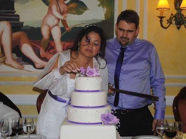 La boda de Yerlis y David en Parla, Madrid 1
