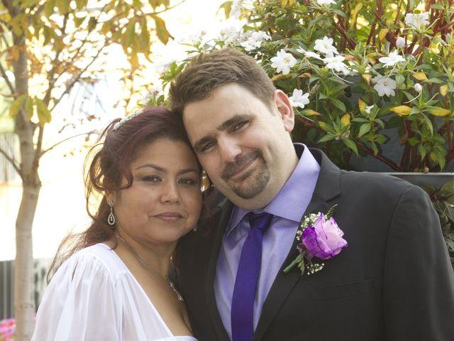 La boda de Yerlis y David en Parla, Madrid 7