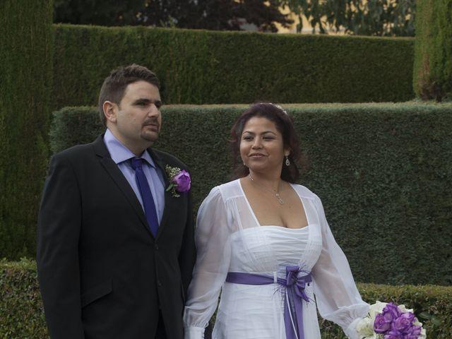 La boda de Yerlis y David en Parla, Madrid 8
