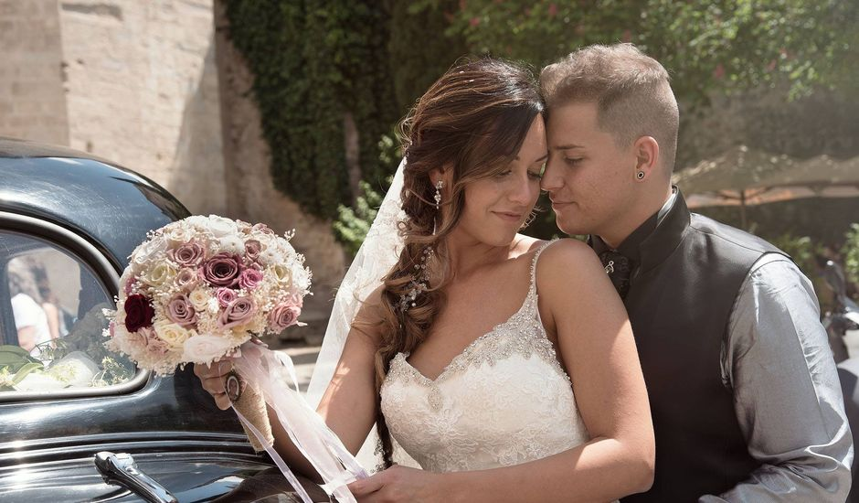 La boda de Cristina  y Juanmi en Girona, Girona