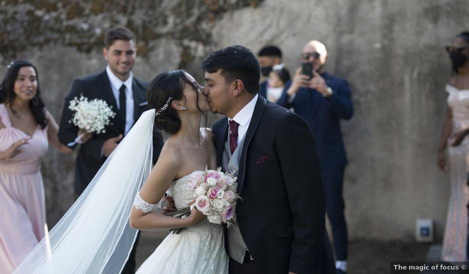 La boda de Steven y Victoria en A Coruña, A Coruña