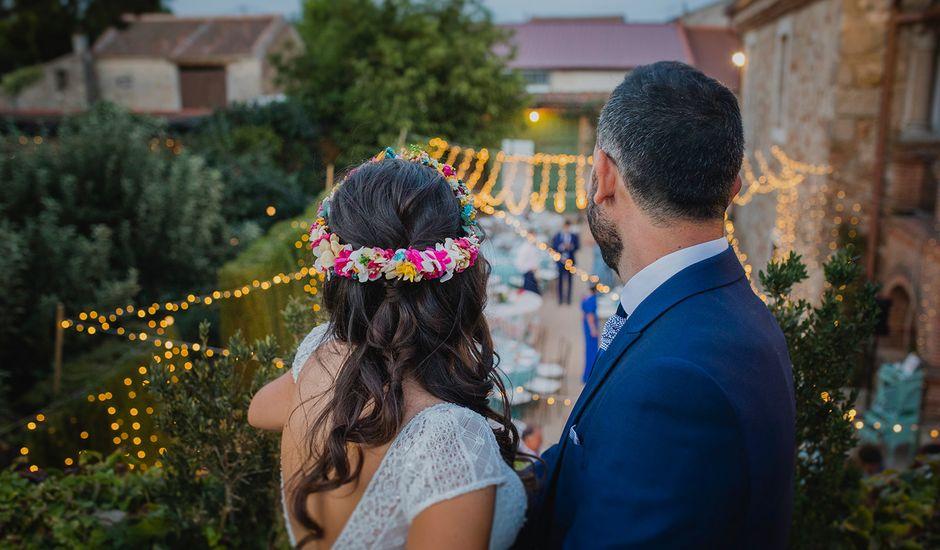 La boda de Javier y Maria en Hoyuelos, Segovia