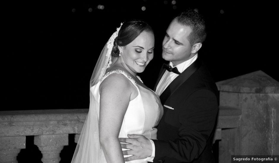 La boda de Alexander y Laura en Las Palmas De Gran Canaria, Las Palmas