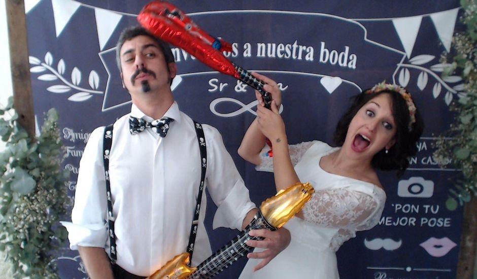La boda de Celia y Miguel en Toledo, Toledo