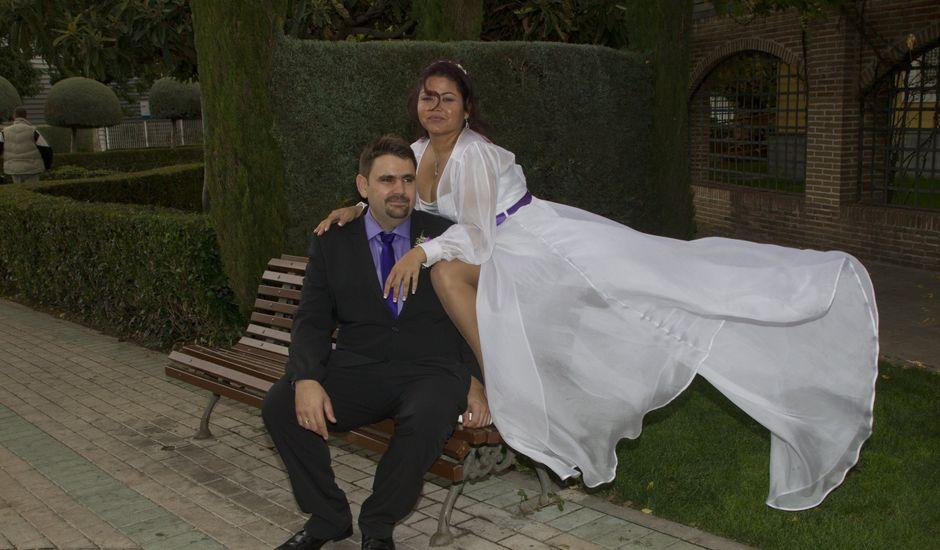La boda de Yerlis y David en Parla, Madrid