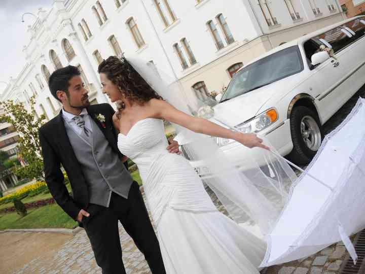 La boda de Ana Belén Gonzalez y Javier García