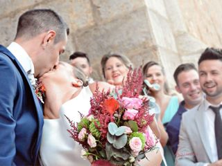 La boda de Aroa y Paco 2