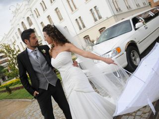 La boda de Ana Belén Gonzalez y Javier García 2