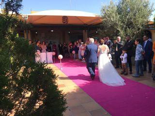 La boda de Gema  y Alvaro  3
