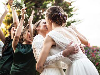 La boda de María y Anna