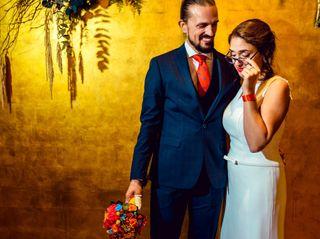 La boda de Marta y Alberto