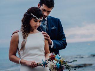 La boda de Eli y Fede