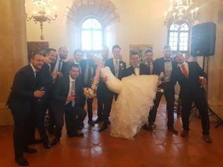 La boda de Andrea y Fernando