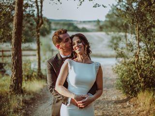 La boda de Silvia y Albert