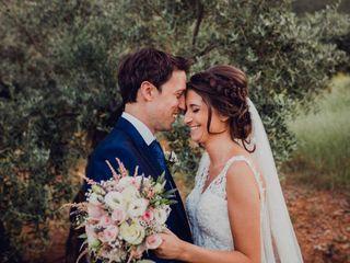 La boda de Céline y Manuel