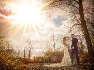 La boda de Mihai y Noelia