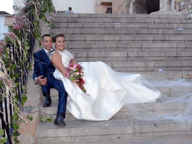 La boda de Aroa y Paco