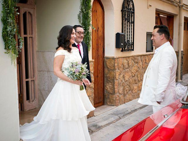 La boda de Ricard y Ana en Segorbe, Castellón 3