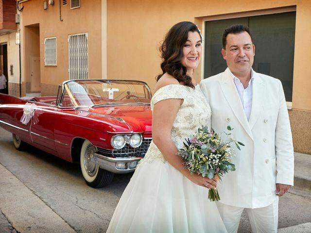 La boda de Ricard y Ana en Segorbe, Castellón 5