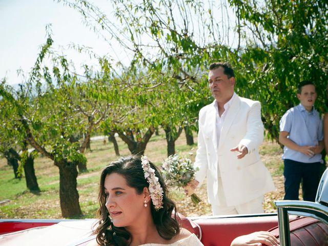 La boda de Ricard y Ana en Segorbe, Castellón 8