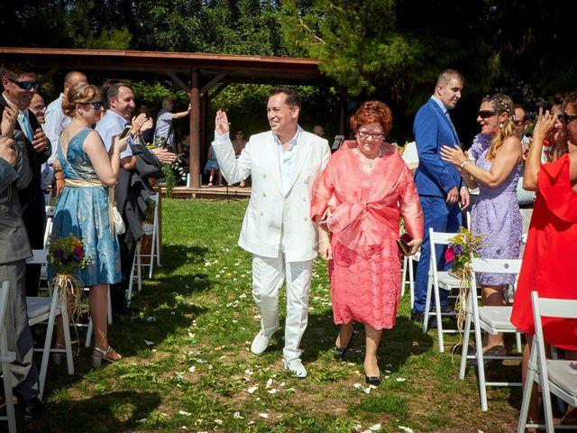 La boda de Ricard y Ana en Segorbe, Castellón 10