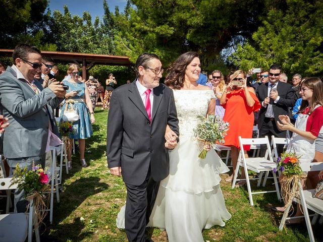 La boda de Ricard y Ana en Segorbe, Castellón 12