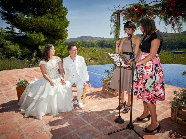 La boda de Ricard y Ana en Segorbe, Castellón 15